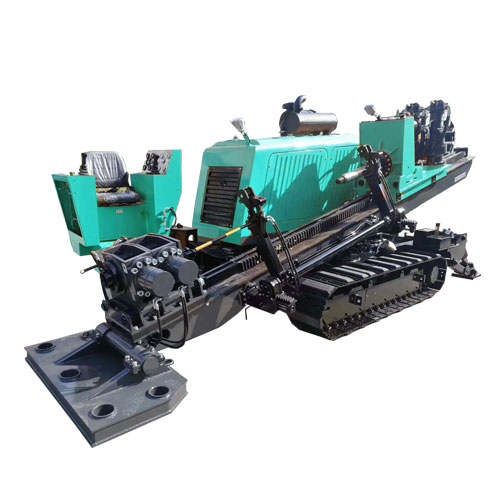 HFDD-45A Full Hydraulic Horizontal Directional Drilling Rig