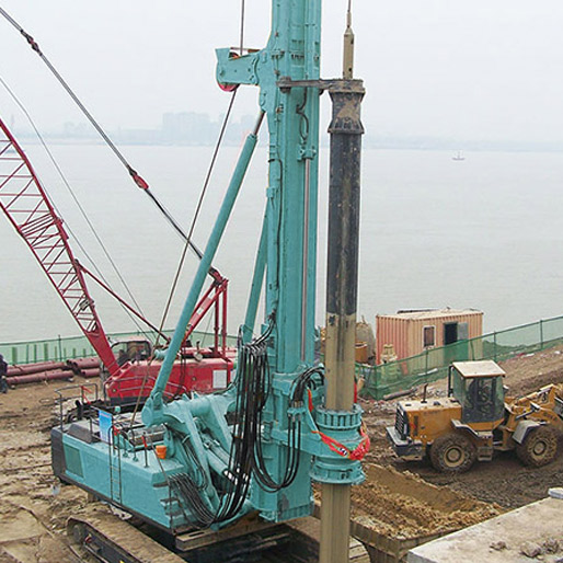 HFXRS1050 rotary drilling rig