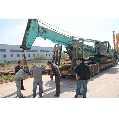 HF850A rotary drilling rig