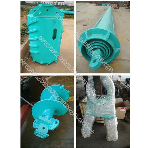 HF128 rotary drilling rig