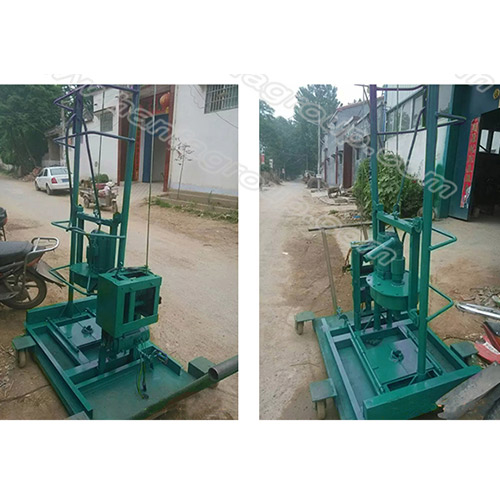 HF180J Portable Farm Irrigation Well Drilling Machine