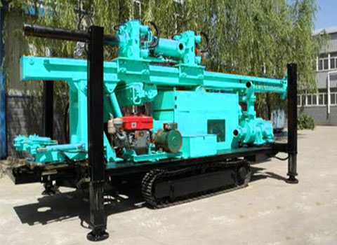 HFW-A Series All Formation Water Well Drilling Rig