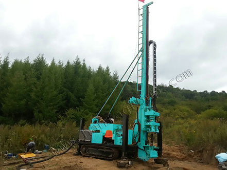 HFC2000L-water-well-drilling-rig