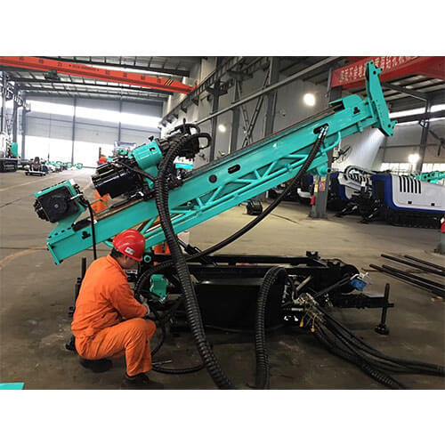HFU-5-Hydraulic-Underground-Core-Drilling-Rig