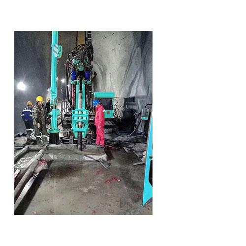 Hydraulic-Underground-Core-Drilling-Rig