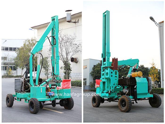 HFBD-26-Guardrail-Pile-Driver