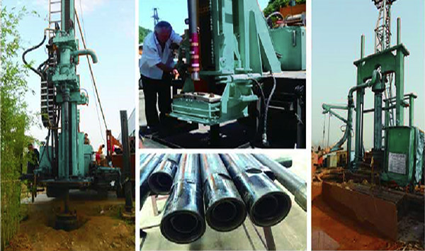 HFW-D Series All Formation of Deep Hole Drill