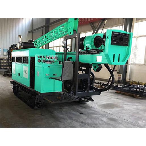 HFDX-5 Full Hydraulic Drilling Rig