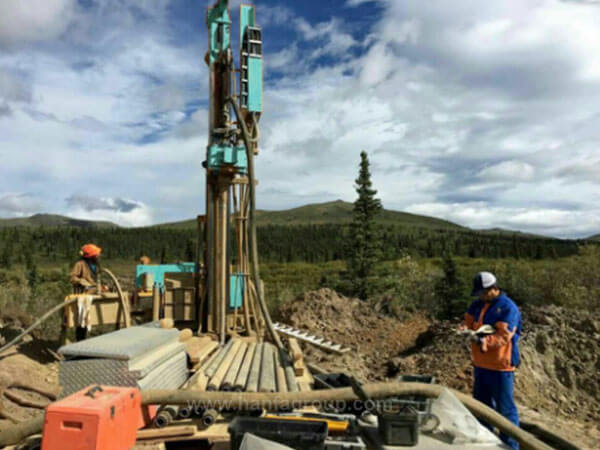 Core-Drilling-Rig