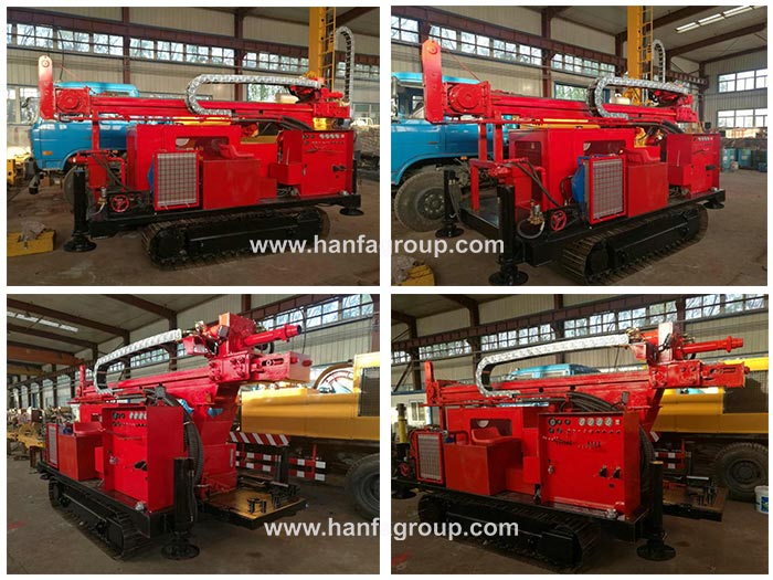 Zhengzhou Hanfa Prospecting Machinery Co., Ltd.