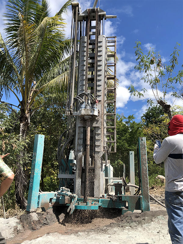 HFJ300C water well drilling rig