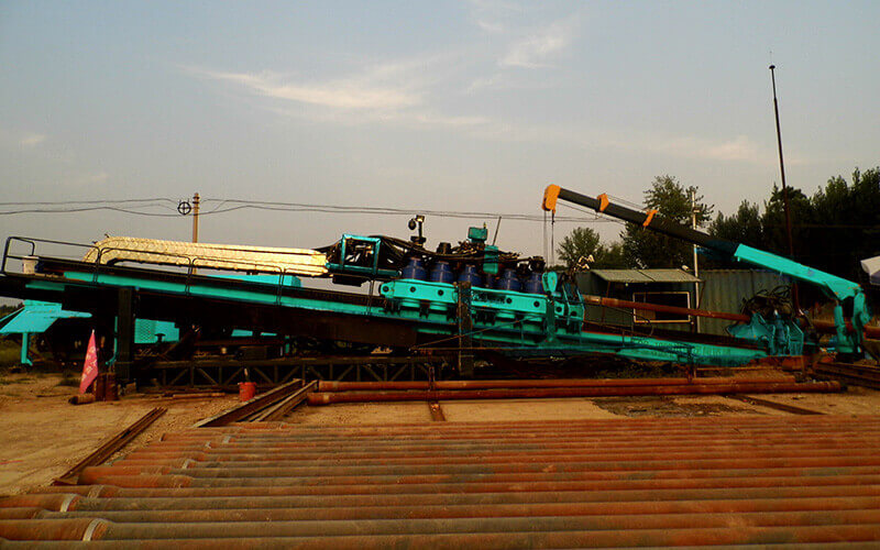 directional drilling rig