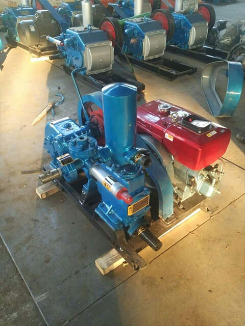 HFBW160/HFBW200/HFBW250 Mud Pump