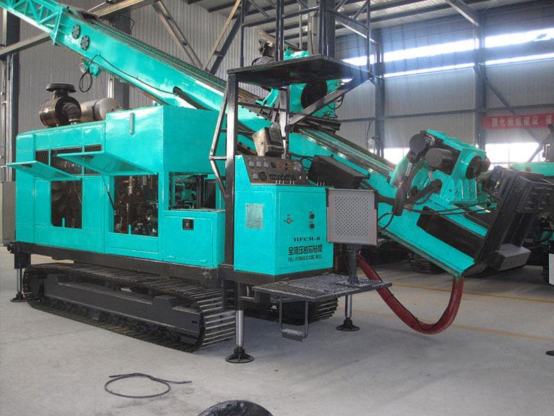 HFCR-8 Hydraulic Core Drilling Rig