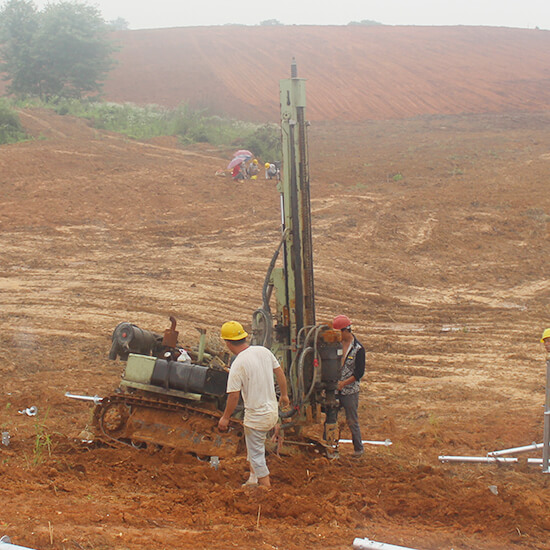 HF130Y-Photovoltaic-Drilling