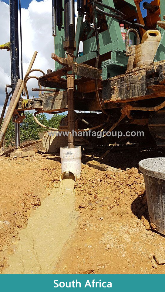 HF200 Multi-functional Water Well Core Drill