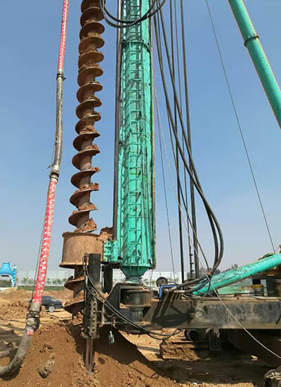 HF168A rotary drilling rig