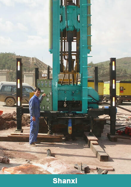 HF1100Y Water Well Drilling Rig