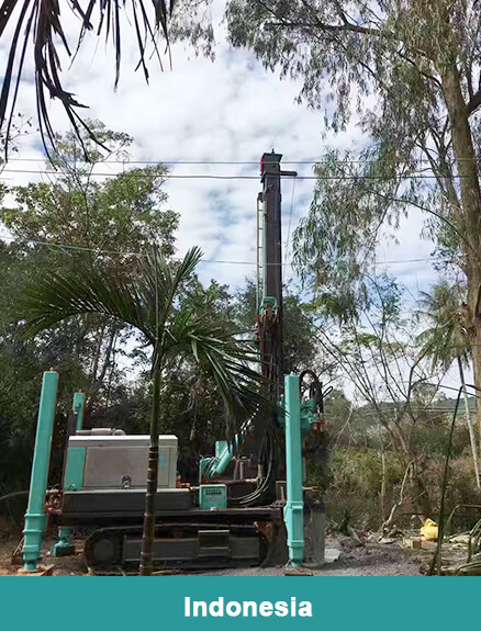 HFG-450 Multipurpose Water Well Drilling Rig